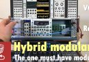 Hybrid modular – The one must-have module: bridging Eurorack and VCV Rack, Softube (ES-8 and MOTU)
