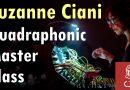 Part 1: Quadraphonic Master Class with Suzanne Ciani