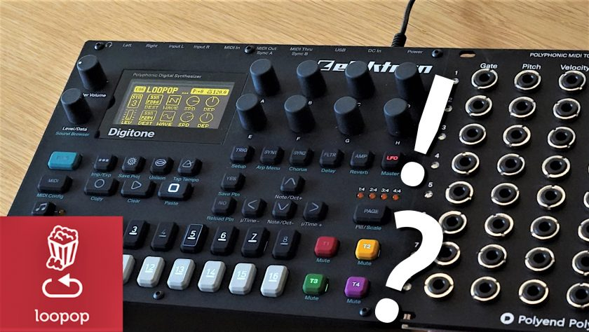 midi to cv and back can your regular synth become semi modular loopop. Black Bedroom Furniture Sets. Home Design Ideas