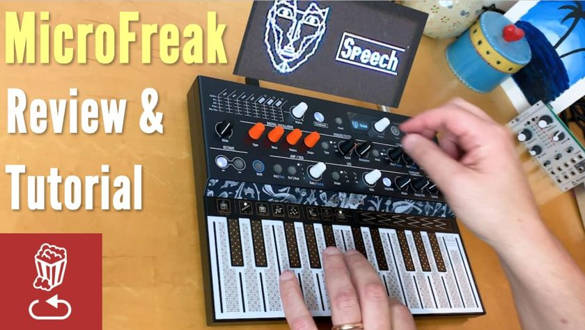 Arturia MicroFreak Review and Massive Tutorial, including