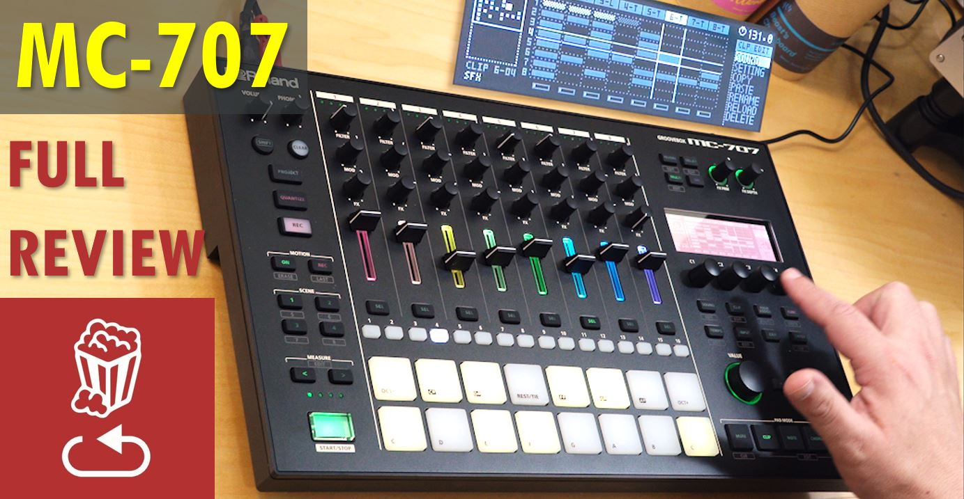 MC-707 Review by Loopop