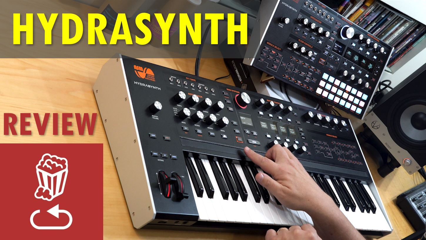 Hydrasynth loopop review