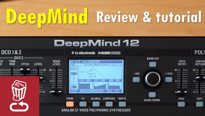 Behringer DeepMind Review Tutorial Tips and Tricks