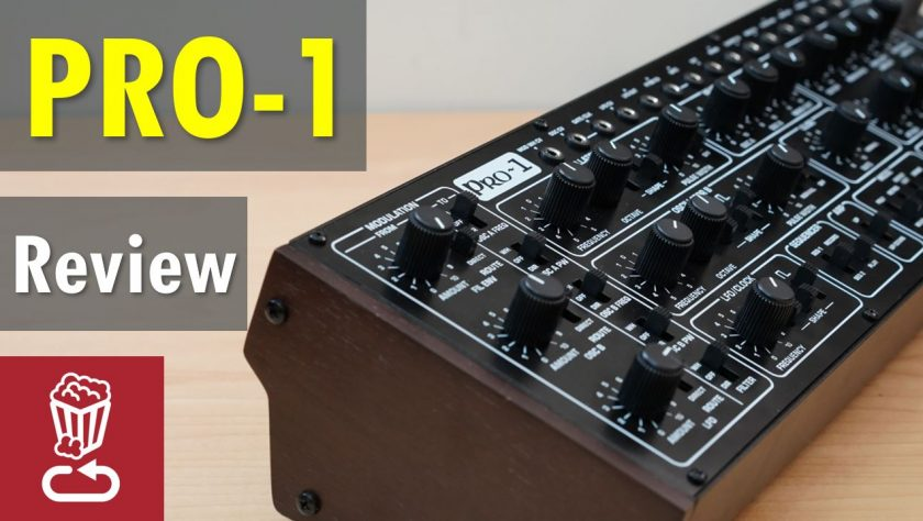 Behringer Pro-1 Review and Tutorial