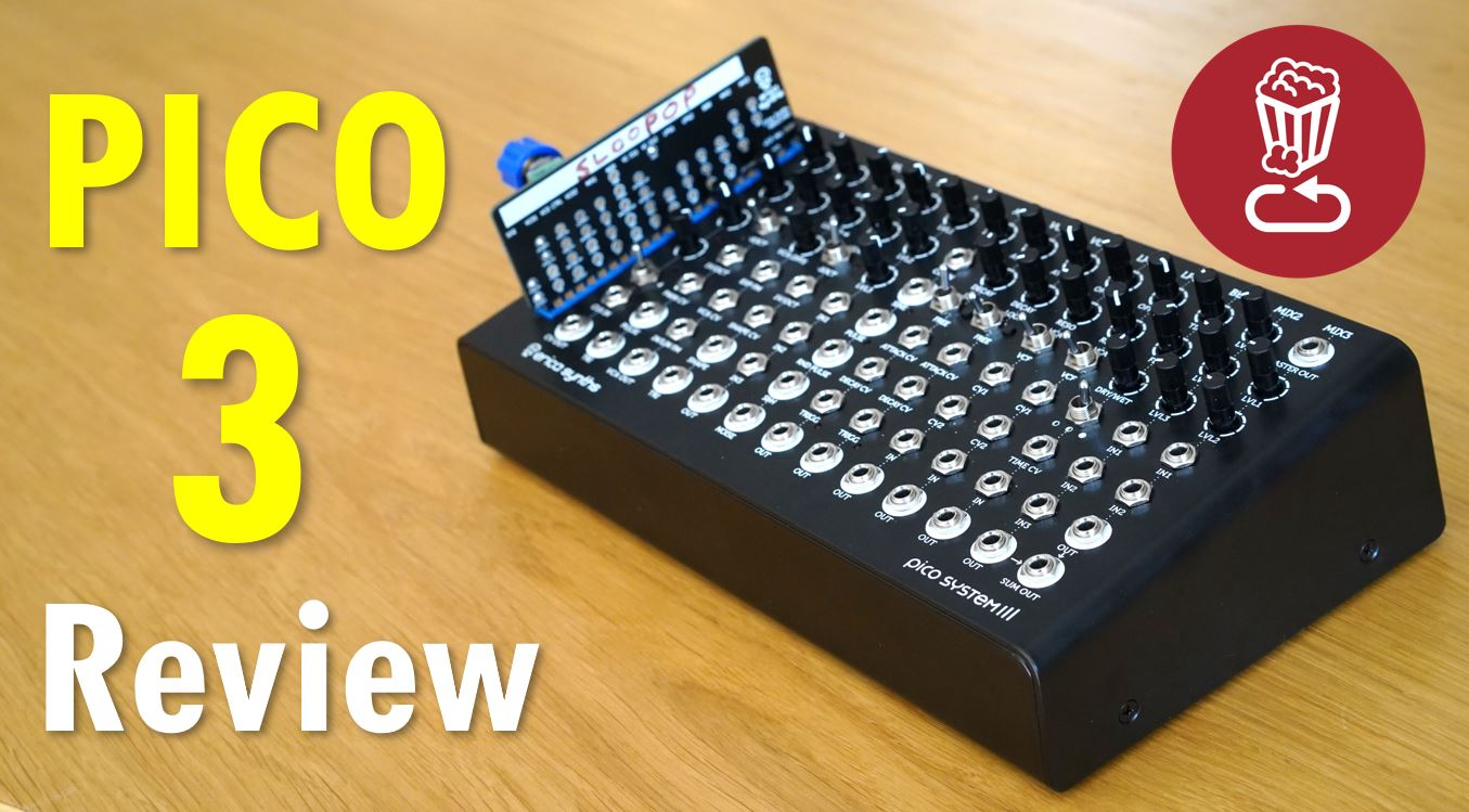 erica synths pico system 3 review