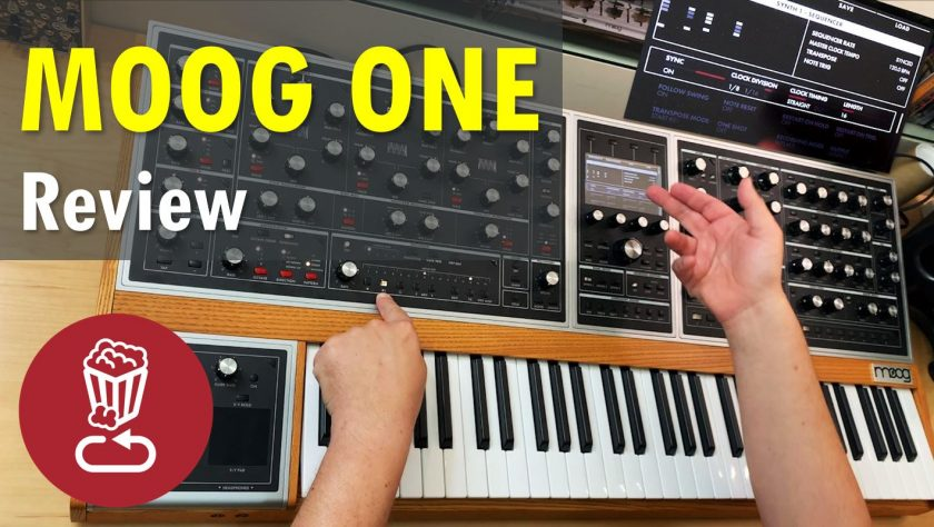 Moog One Review and Tutorial