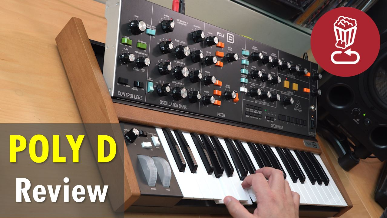 Behringer Poly D review