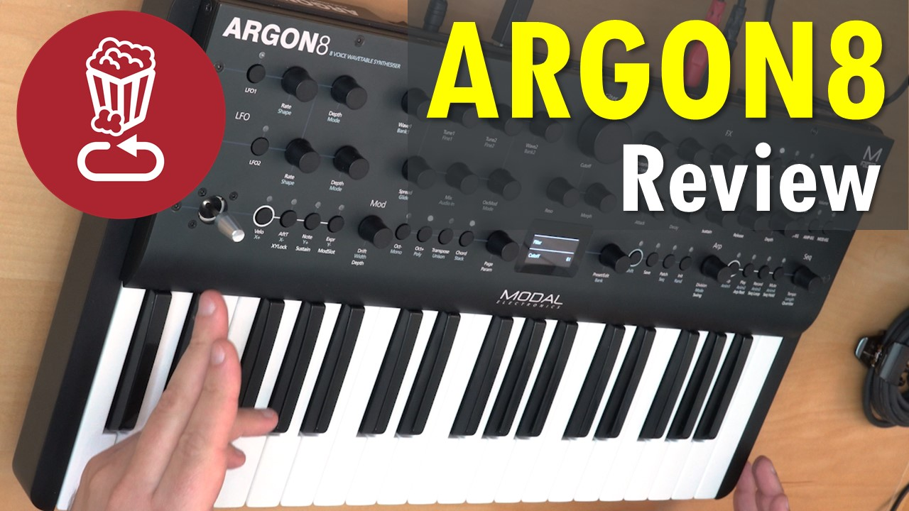 Modal Argon8 Review and full tutorial