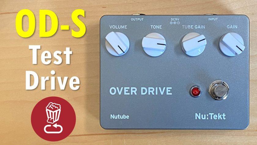 Korg OD-S test drive