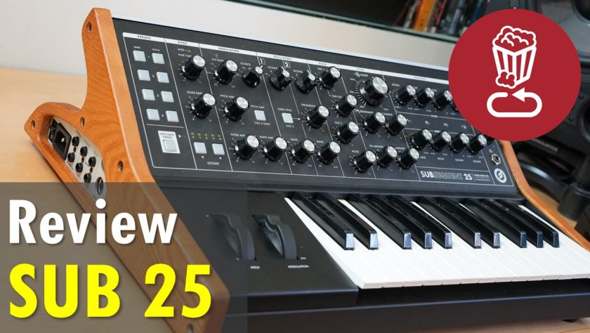 Moog Subsequent 25 Review Loopop