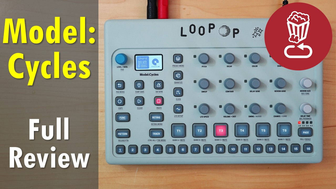 Elektron Model Cycles Review and Tutorial