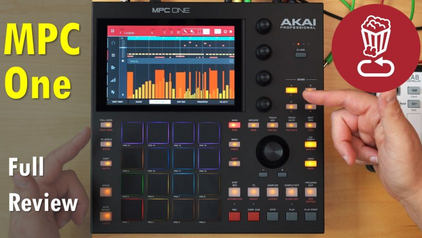 AKAI MPC ONE Review and full workflow tutorial