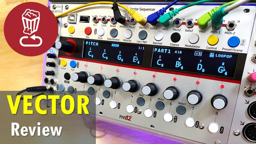 Five12 Vector Sequencer Review