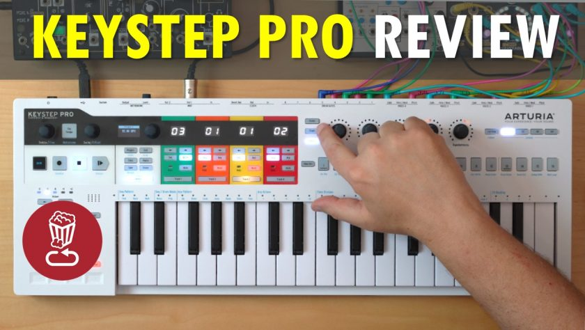 KeyStep Pro Review