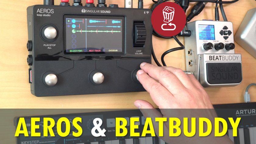 Aeros and BeatBuddy Review