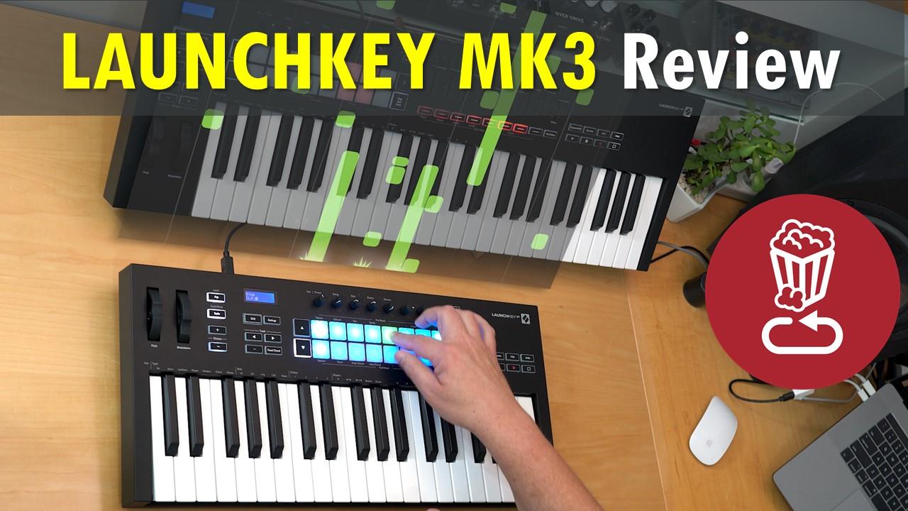 Launchkey mk3 review