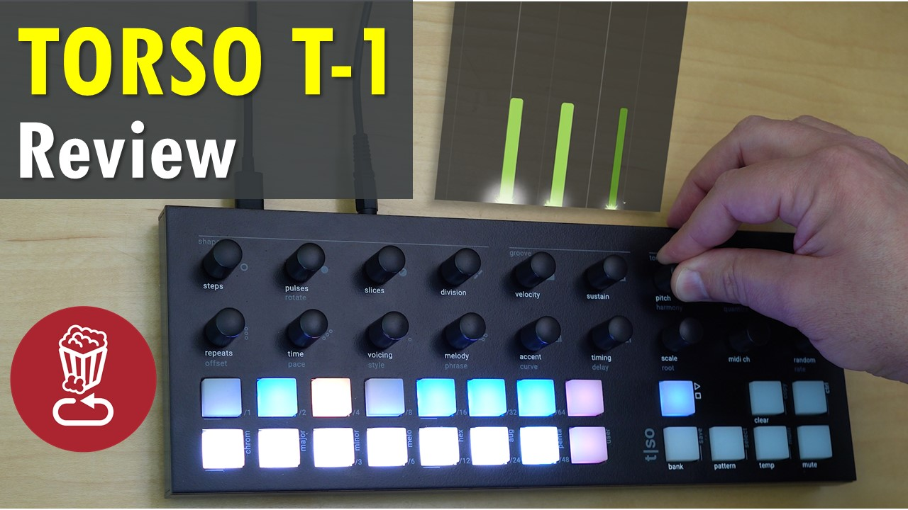 Torso T-1 generative sequencer review