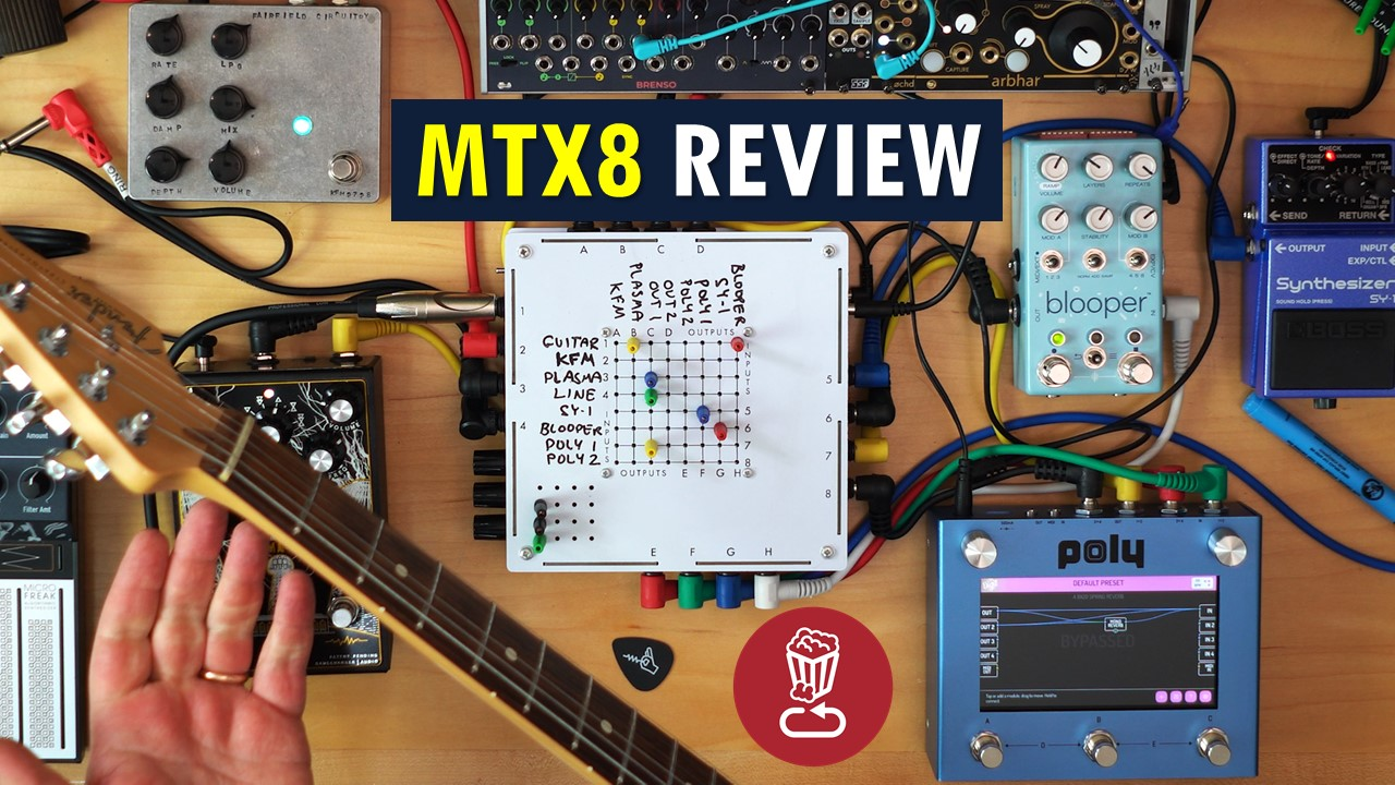 FSS MTX8 Review and Tutorial