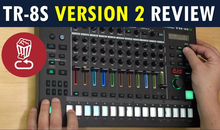 Roland TR-8S Version 2.0 review
