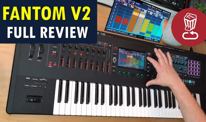 Roland Fantom 2 review and tutorial