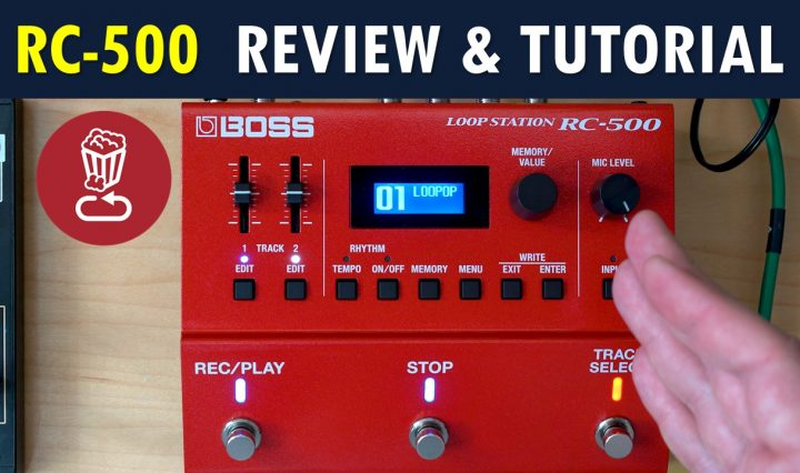 BOSS RC-500 Review