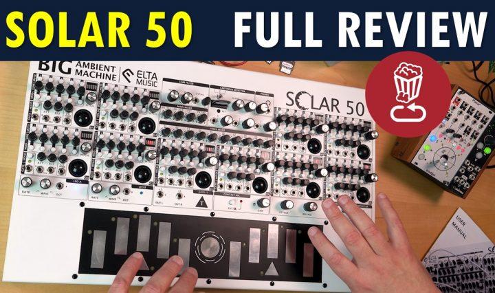 Elta Solar 50 Review