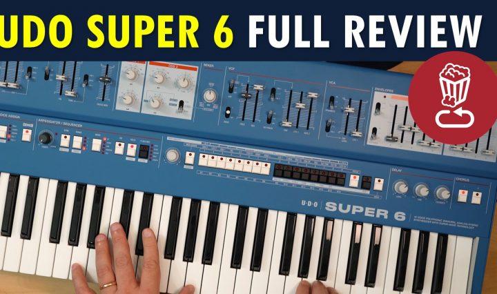 UDO Super 6 Full Review