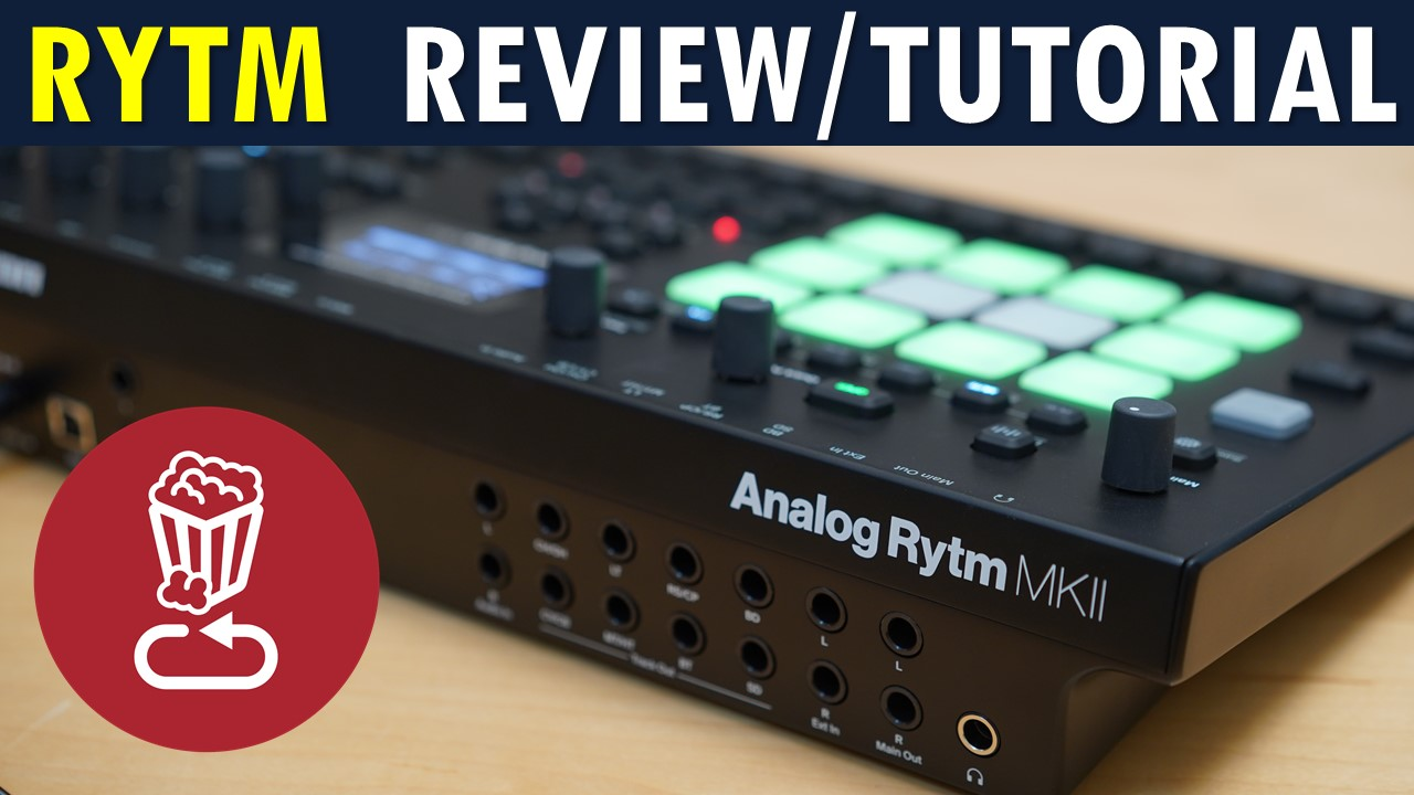 analog rytm mk2 review and tutorial
