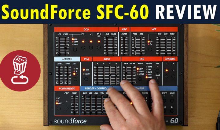 SoundForce SFC-60 review