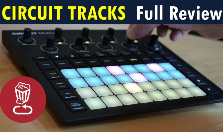 Circuit Tracks Review and Tutorial