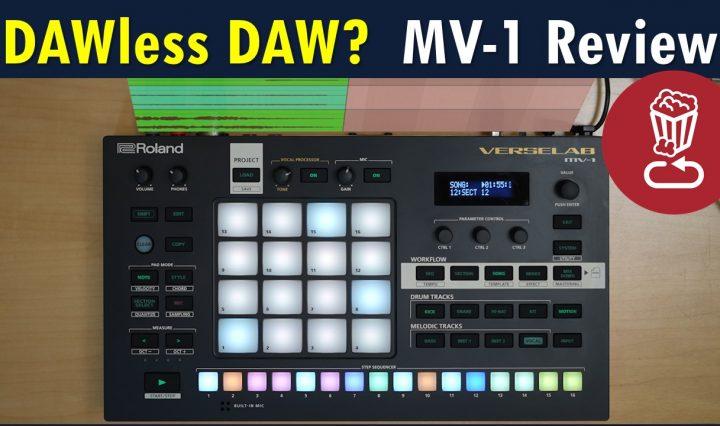 Roland Verselab MV-1 Review