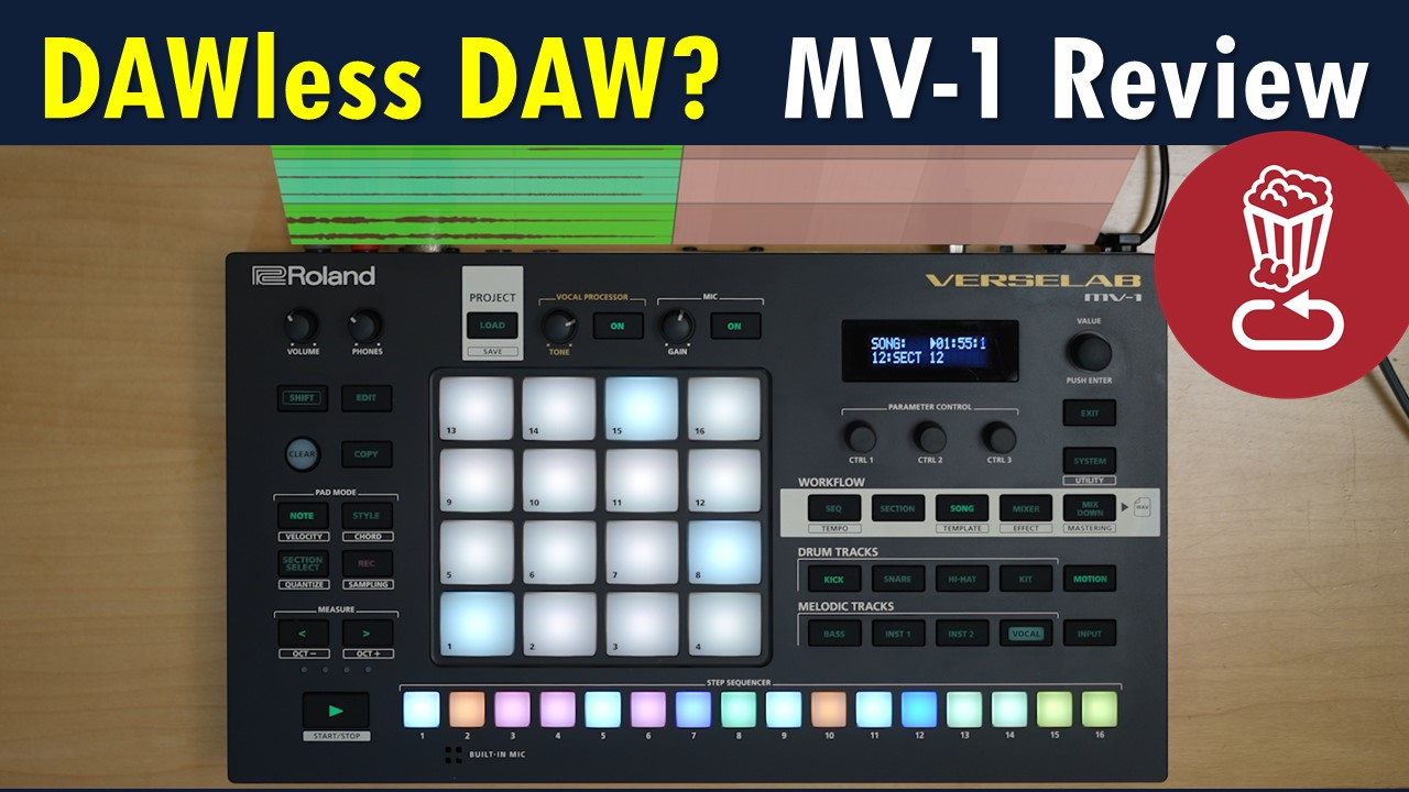 Roland Verselab MV-1 Review