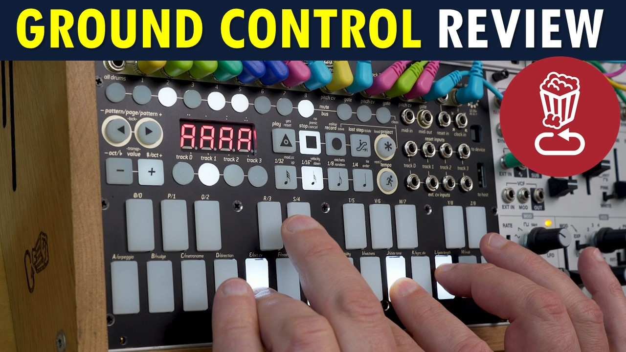 Endorphines Ground Control Review and Tutorial