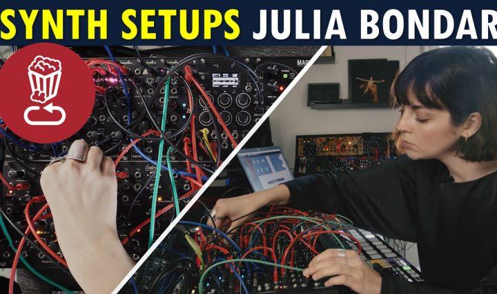 Synth setup tips 3 with Julia Bondar