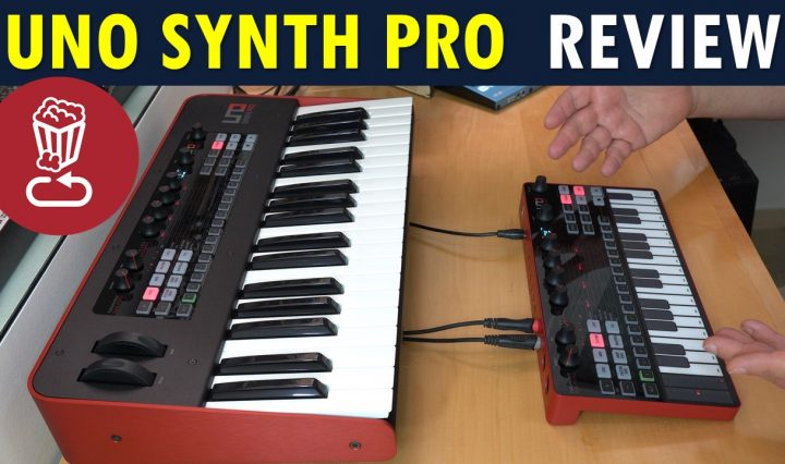 UNO SYNTH PRO review and tutorial