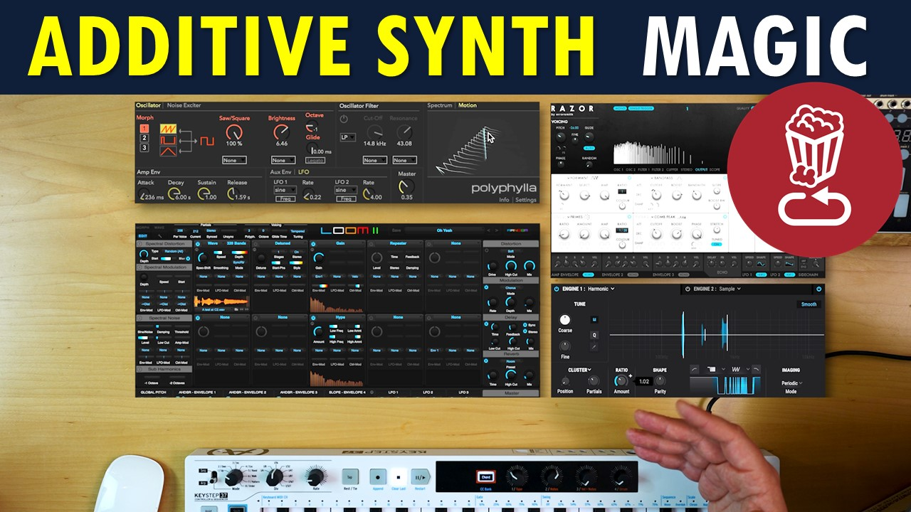 Additive Synthesis Tutorial