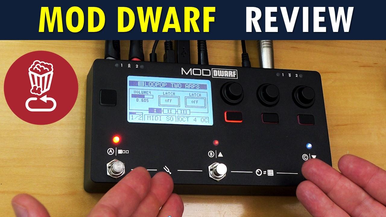 MOD Dwarf review