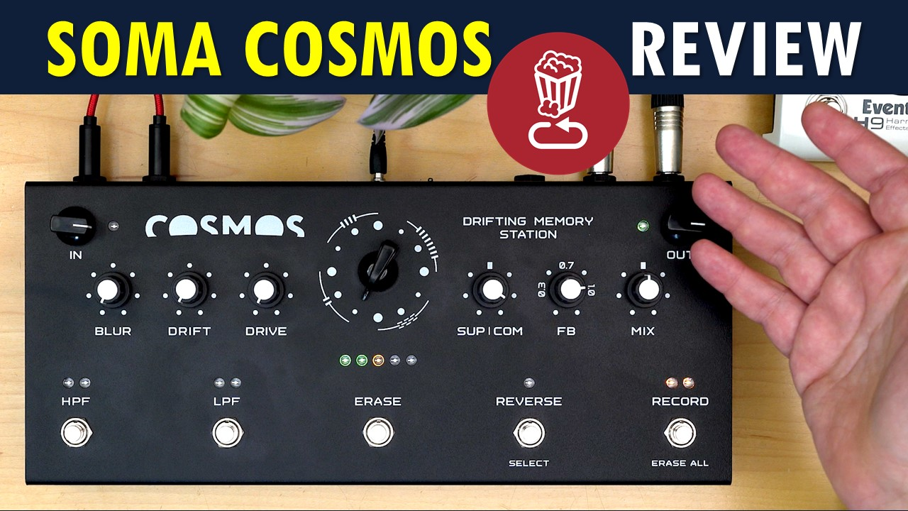 soma cosmos review and tutorial