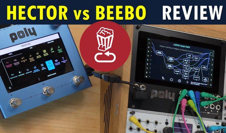 Hector vs Beebo review tutorial