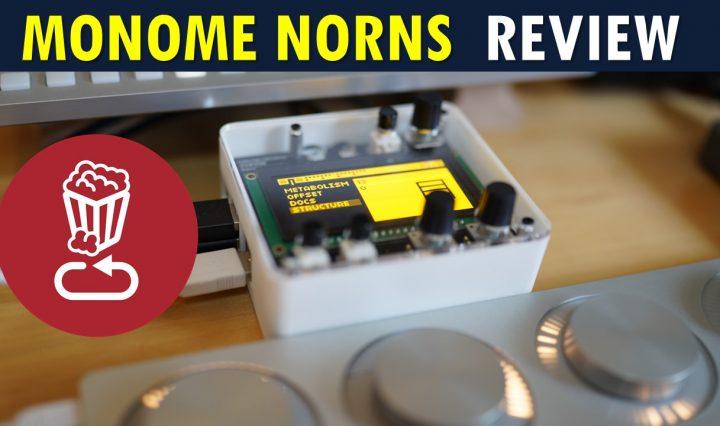Monome Norns Review Tutorial