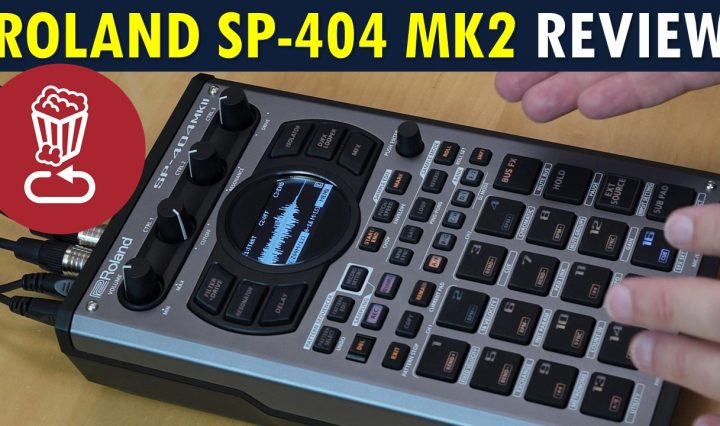 SP-404 MK2 MKII Review tips tricks and tutorial