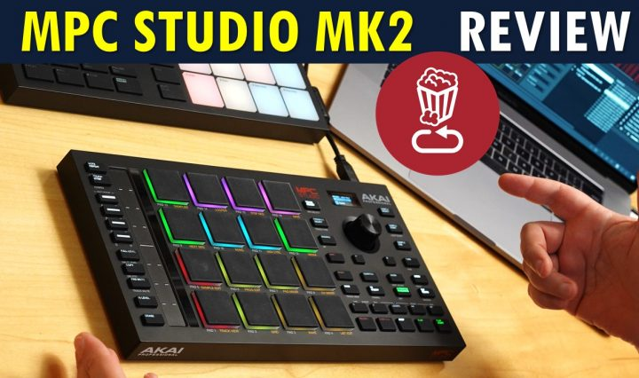 mpc studio mk2 review and tutorial